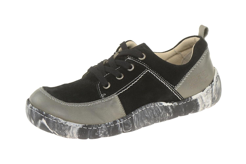 Eject17916.009 - zapatos con cordones Mujer 41|negro