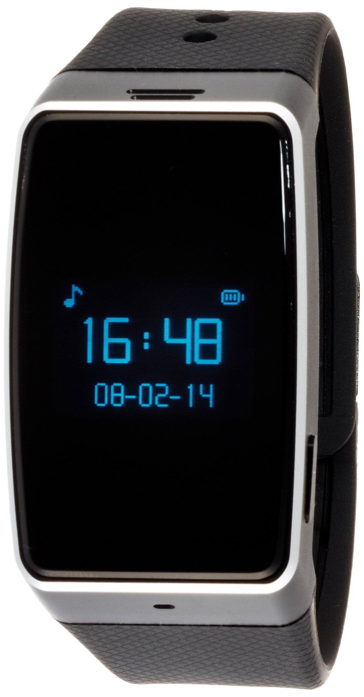 My Kronoz ZeWatch3 Bluetooth Activity and Sleep Tracking Touchscreen Smartwatch by MyKronoz | GSM (Image #1)