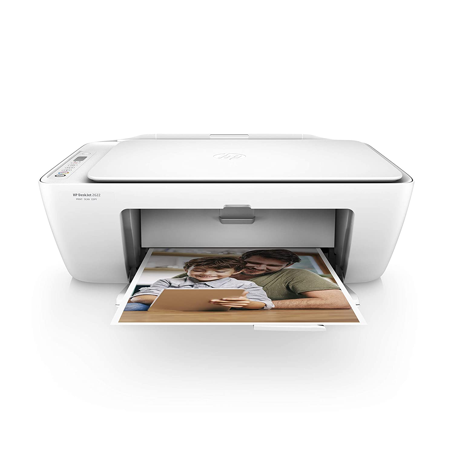 HP DESKJET 2622 DRIVERS DOWNLOAD (2019)