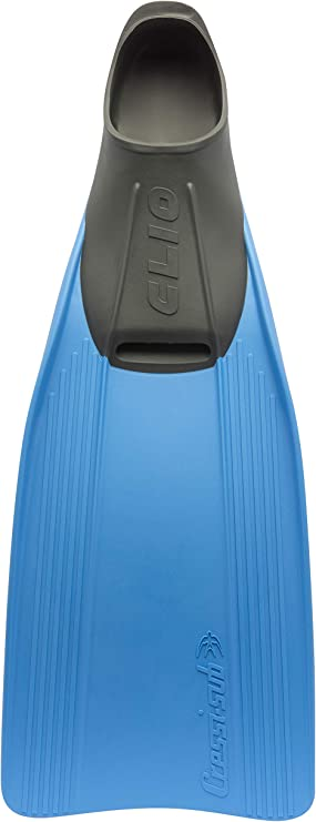 quality since 1946 CLIO made in Italy by Cressi Everlasting Family Fins for Snorkeling /& Diving