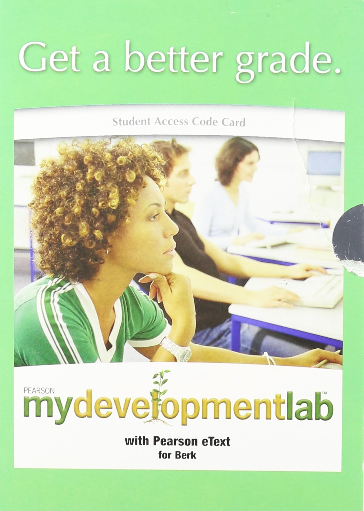 My development lab access code pearson etext for berk pearson my development lab access code pearson etext for berk pearson 9780205669110 amazon books fandeluxe Gallery
