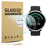 Suoman 4-Pack for Polar Ignite Screen Protector Tempered Glass, 2.5D 9H Hardness Screen Protector for Polar Ignite…