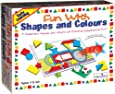 Creative Educational Aids 0618 Fun with Shapes and Colours