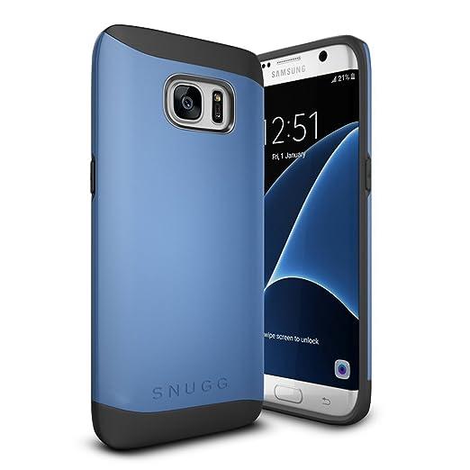 16 opinioni per Cover Galaxy S7 Edge, Snugg Samsung Galaxy S7 Edge Custodia Case [Scudo Sottile]
