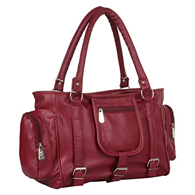niyank new designer pu leather women s stylish handbag ladies