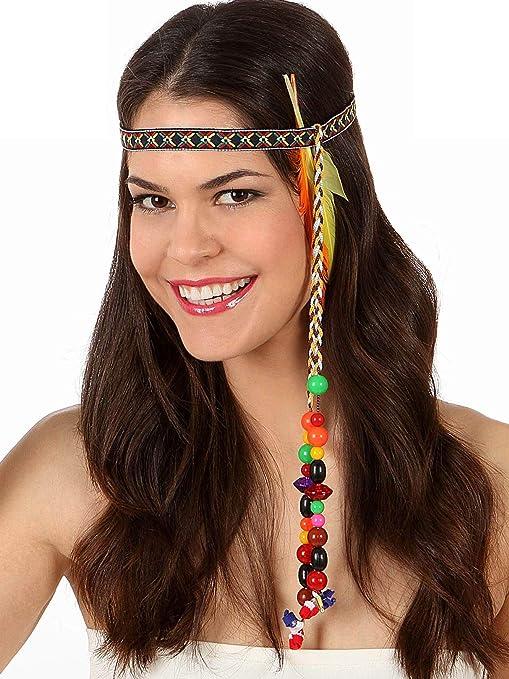 a271bbff58e75d Creative Haarband Hippie-Style: Amazon.de: Spielzeug
