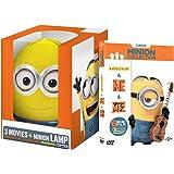 Minions Collection: Edizione Esclusiva con Lampada Minion (3 DVD)