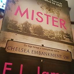 Mister (edición en castellano) (Ficción): James, E.L.: Amazon.es: Salud y cuidado personal