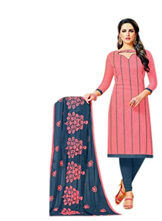 987cb8a6a3 Ready to wear Cotton Embroidery Salwar Kameez Pintucks Indian Dress  Pakistani Readymade Stitched Salwar Suit