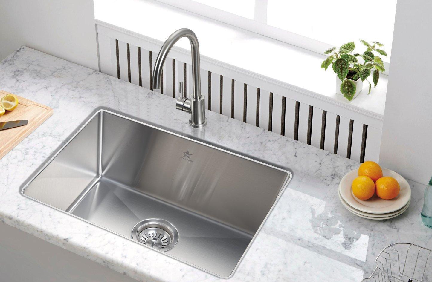 Starstar 20 Undermount Kitchen Bar 304 Stainless Steel Sink