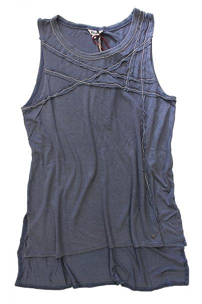 Sin Camiseta Khujo Cuello Básico Redondo Mangas 8vFx1qwv