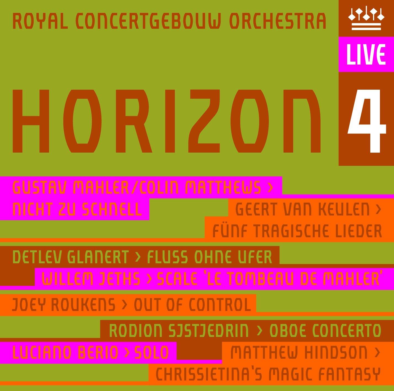 SACD : Royal Concertgebouw Orchestra - Horizon 4 (2 Disc)