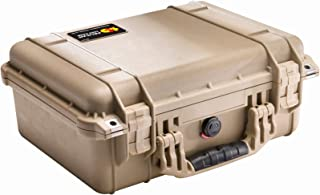 product image for Pelican 1450 Case With Foam (Desert Tan)