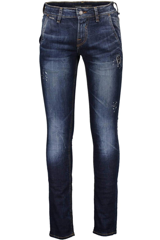 GUESS Jeans M52A81D1IS1 Denim Jeans Hombre Azul FAIX 29 ...