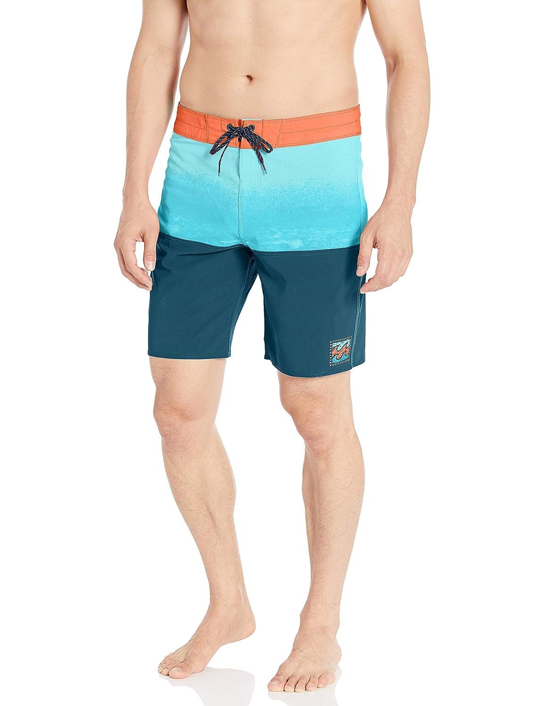 Billabong Mens Fifty50 Fade Pro Boardshort