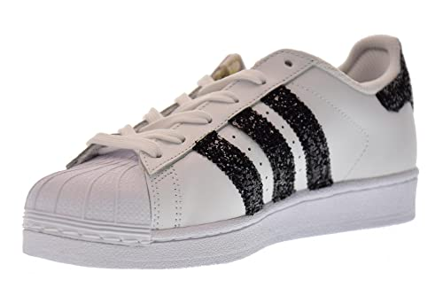 adidas Scarpe Unisex Sneakers Basse C77154 Superstar Personalizzate