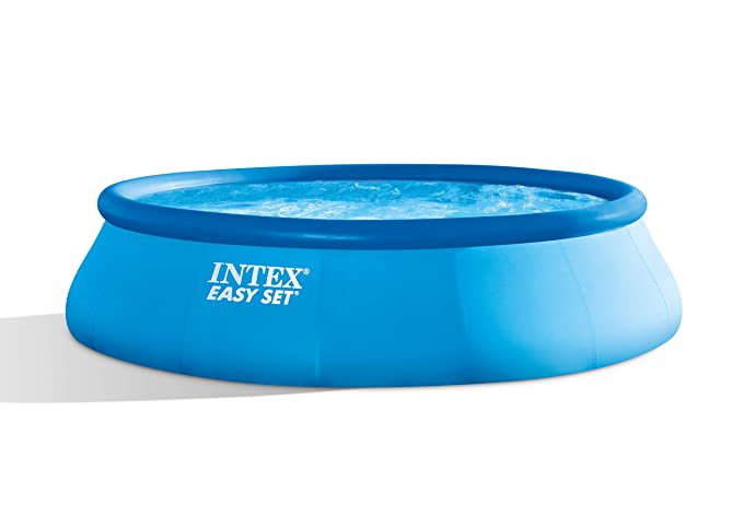 Intex 28166GN - Piscina (Piscina Hinchable, Círculo, 12430 L ...
