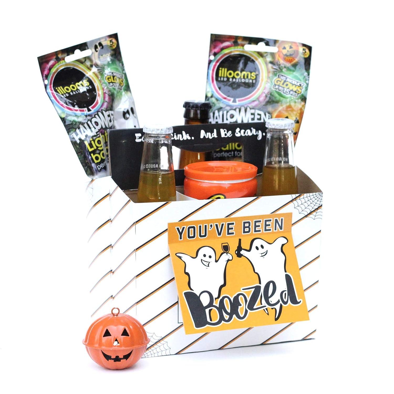 spooky basket ideas