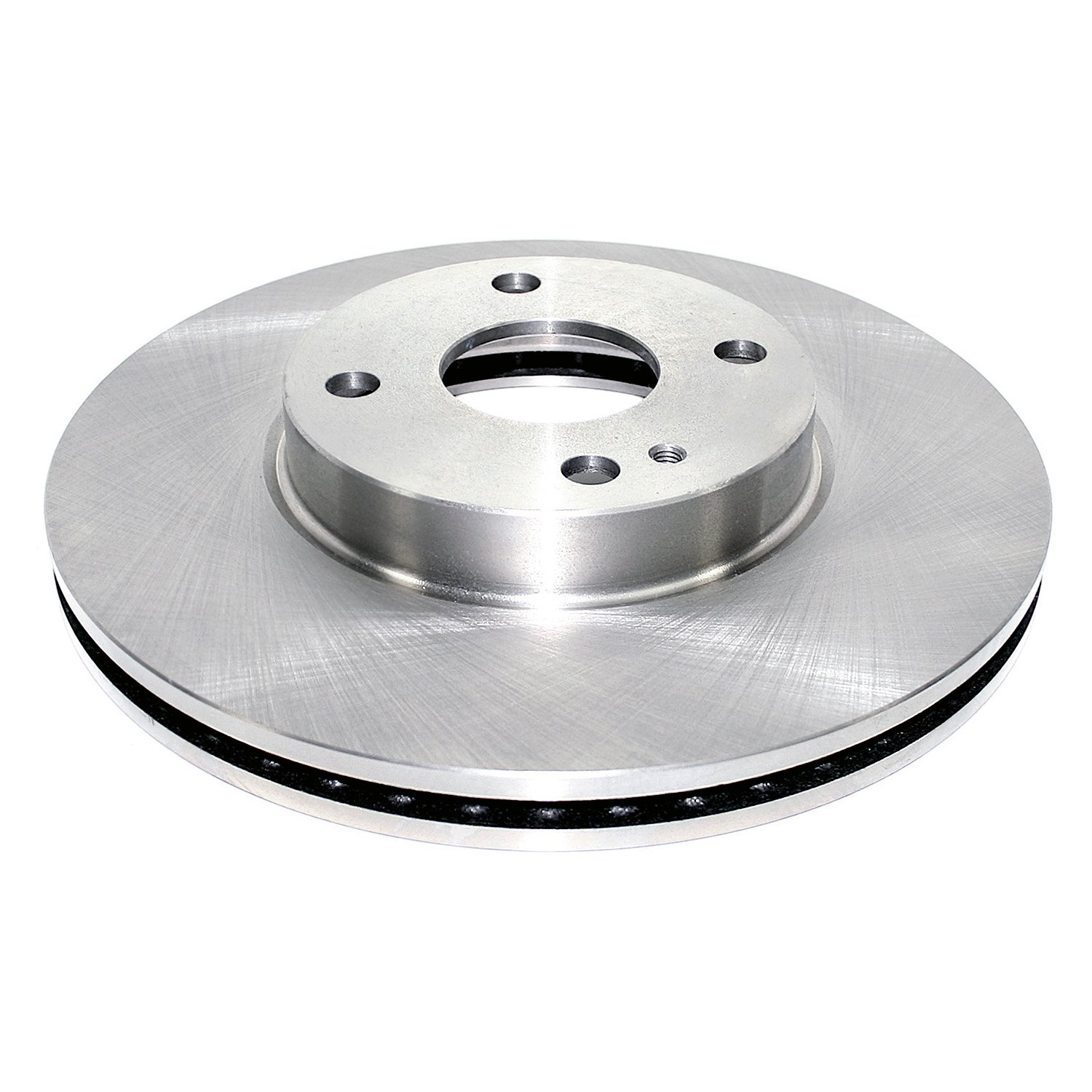 DuraGo BR901650 Front Brake Rotor-Vented for Select Toyota Yaris iA 2017-2018 Models