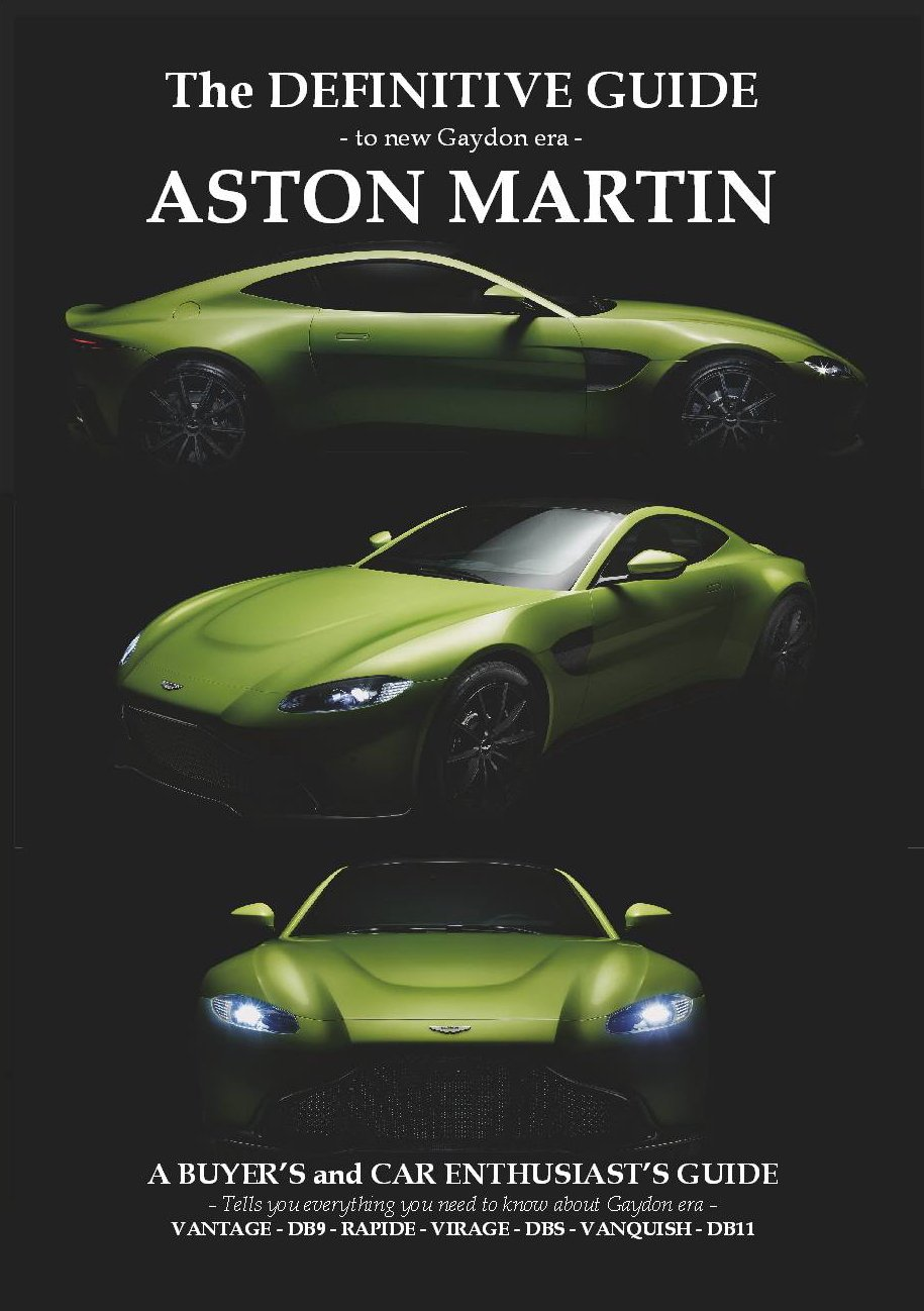 Download The Definitive Guide to Gaydon era Aston Martin ebook