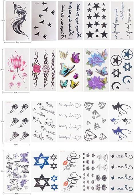 Adulto estrella infantil tatuaje falso tatuaje temporal nuevas ...