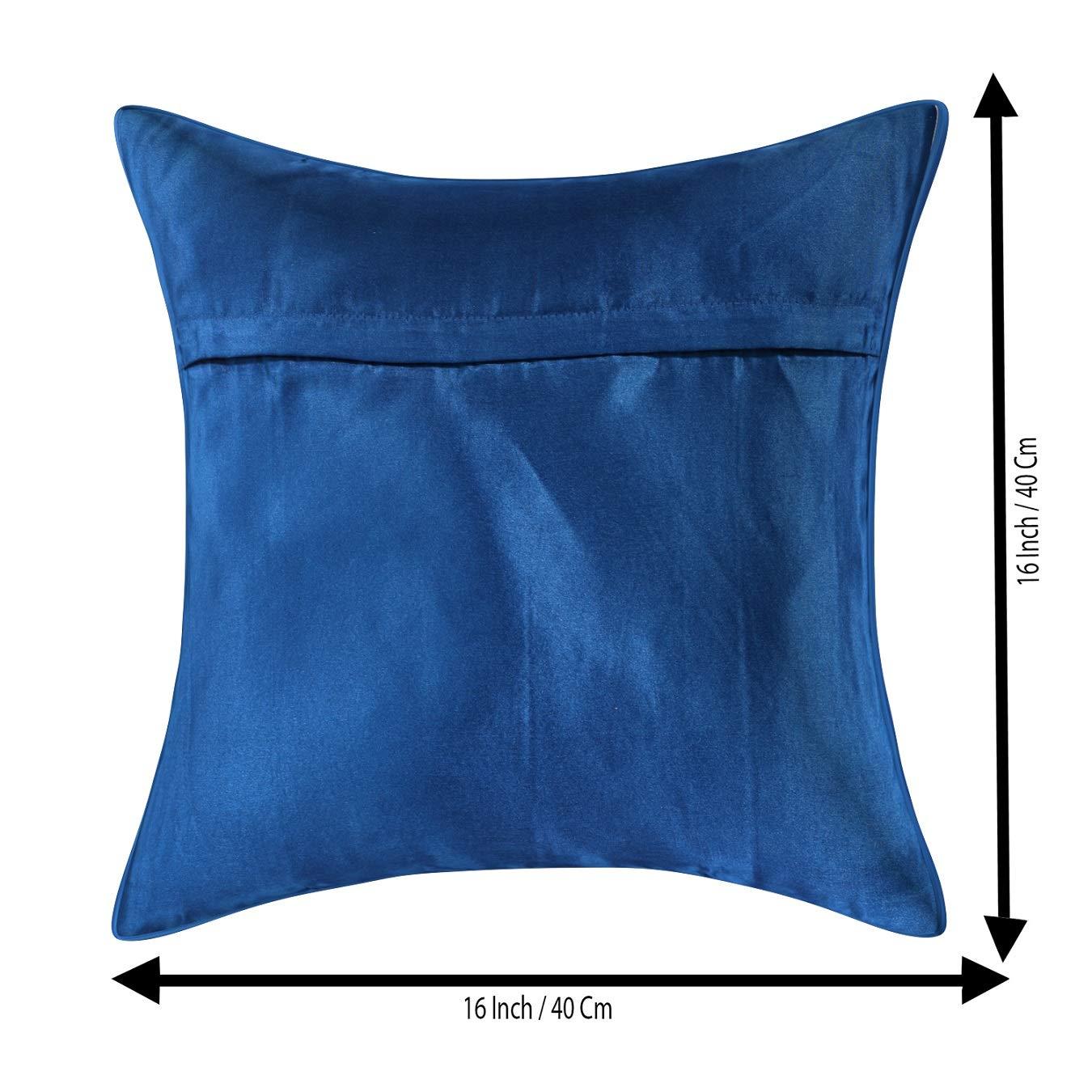 Kess InHouse Carina Povarchik Guardian Angel Blue Multicolor Bed Runner