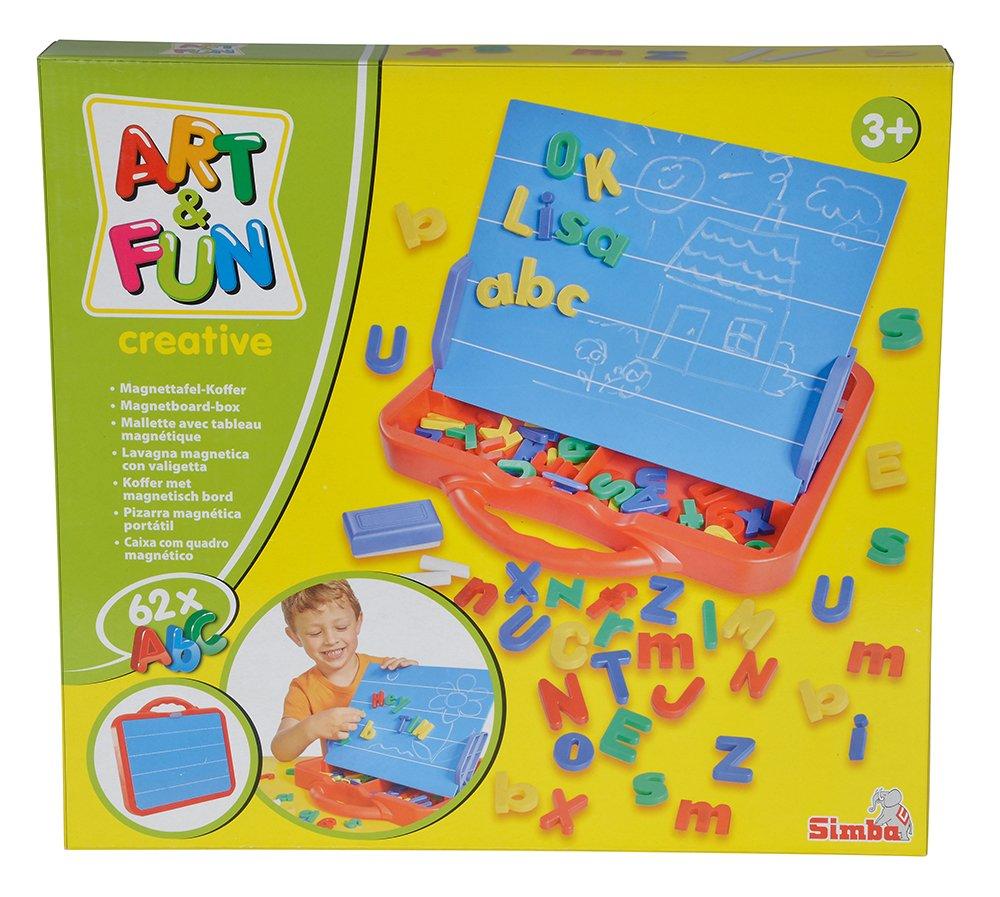 Simba Art & Fun - ABC Lavagna Magnet by Simba