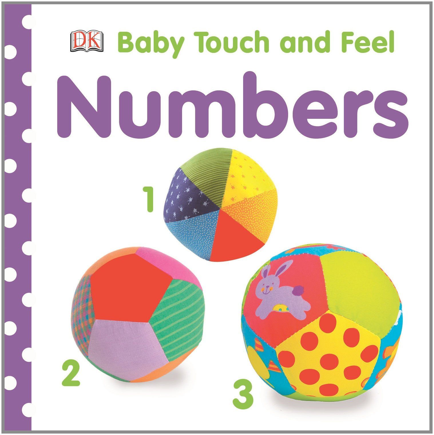 Baby Touch Feel Numbers