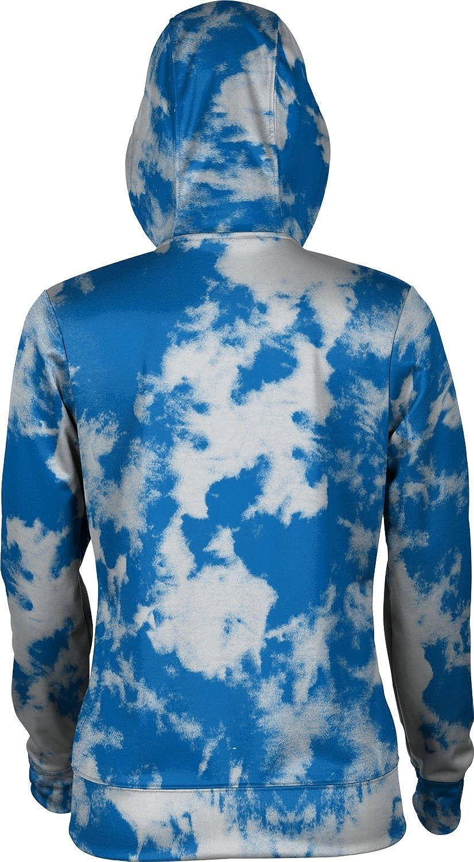 Grunge School Spirit Sweatshirt ProSphere Southern Arkansas University Girls Zipper Hoodie