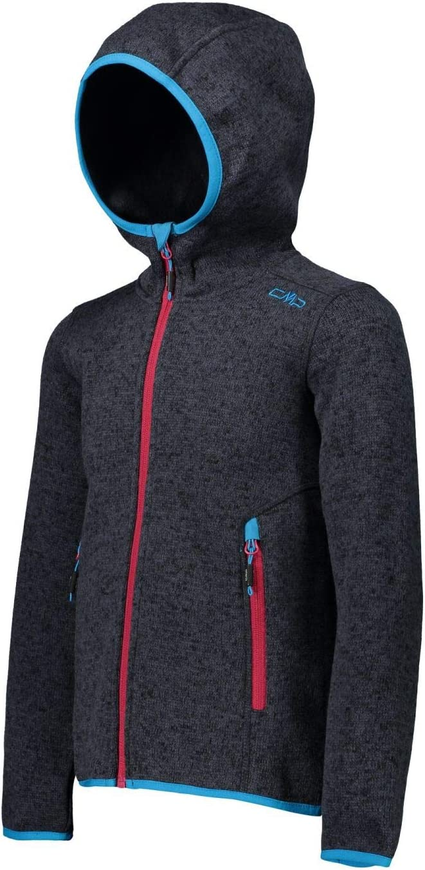 CMP Unisex Kids Fleece Jacket Knit Tech 3h19825 Jacket