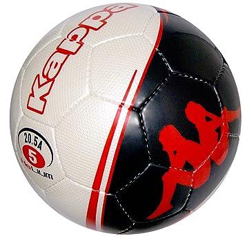 b3c69992c3 KAPPA 302SI30 Helium Soccer Ball, White, 5, Soccer Balls - Amazon Canada