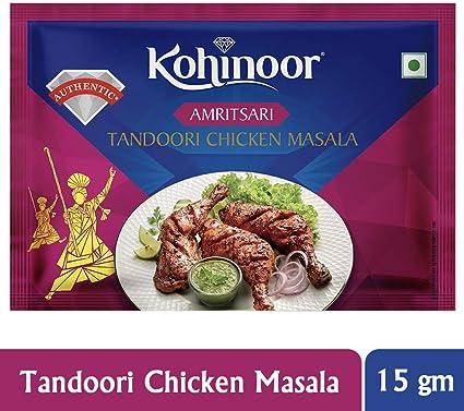 Kohinoor Amritsari Tandoori Chicken Masala, 15g