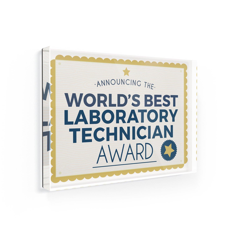 Amazon Fridge Magnet Worlds Best Laboratory Technician