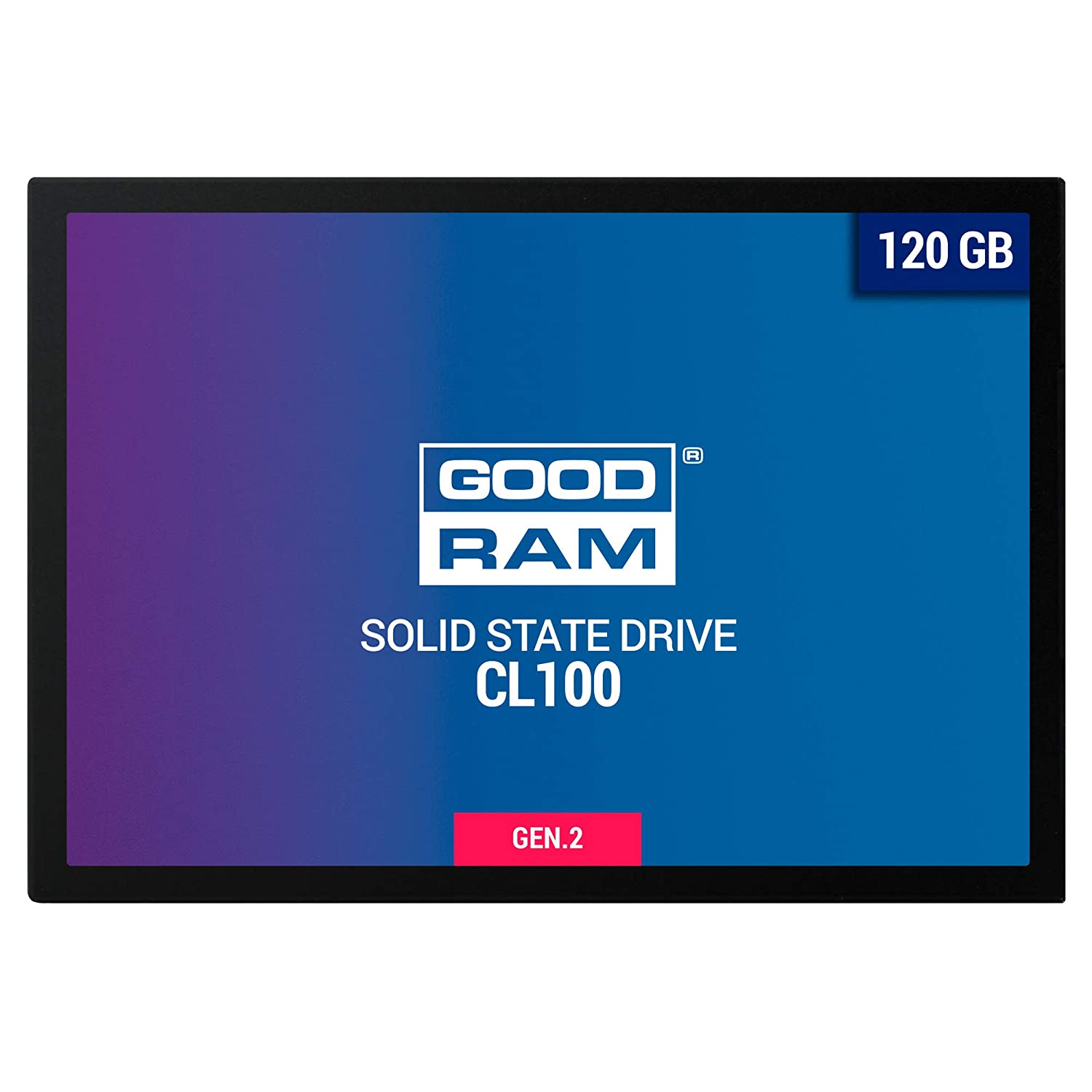 Disco Duro 2-5 SSD 120GB SATA3 GOODRAM CL100 Gen-2: Goodram ...
