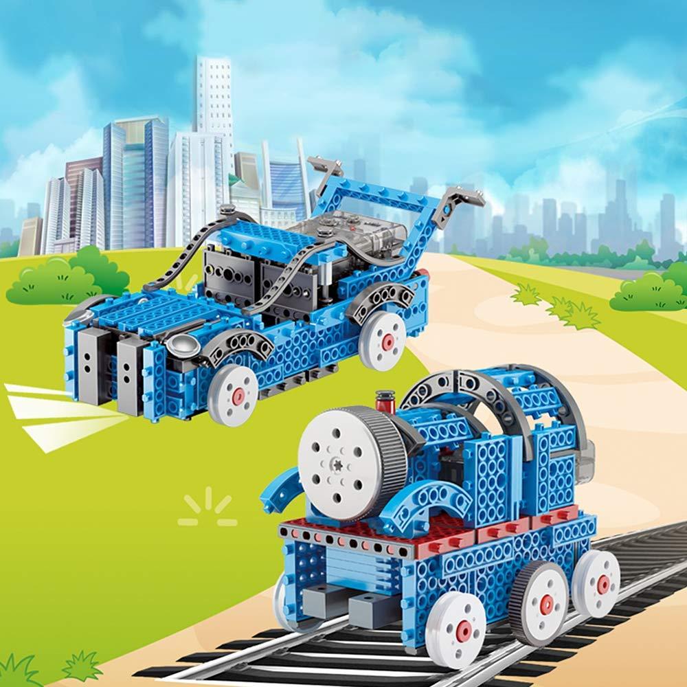 Blue Set of 311 Pieces Edx Education Co Ltd 084947 School Smart Beginner Base Ten Blocks