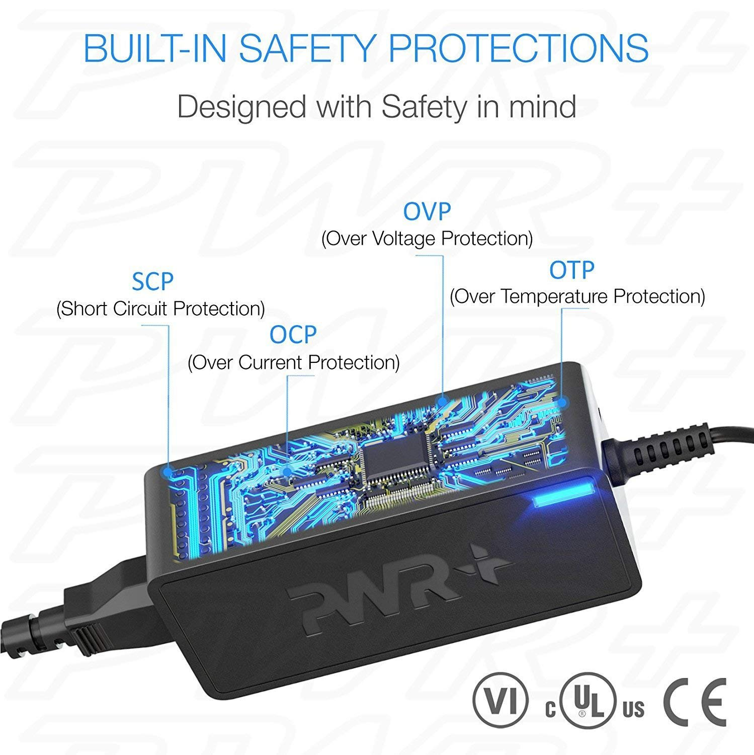 Pwr Ul Listed Charger For Hp Probook 4430s 4440s 4520s Pavilion Ze4900 Laptop Schematic Diagram 4530s 4535s 4540s 4545s 4730s 6360b 6450b 6455b 6460b 6470b 6560b 6570b 255 430 440 450