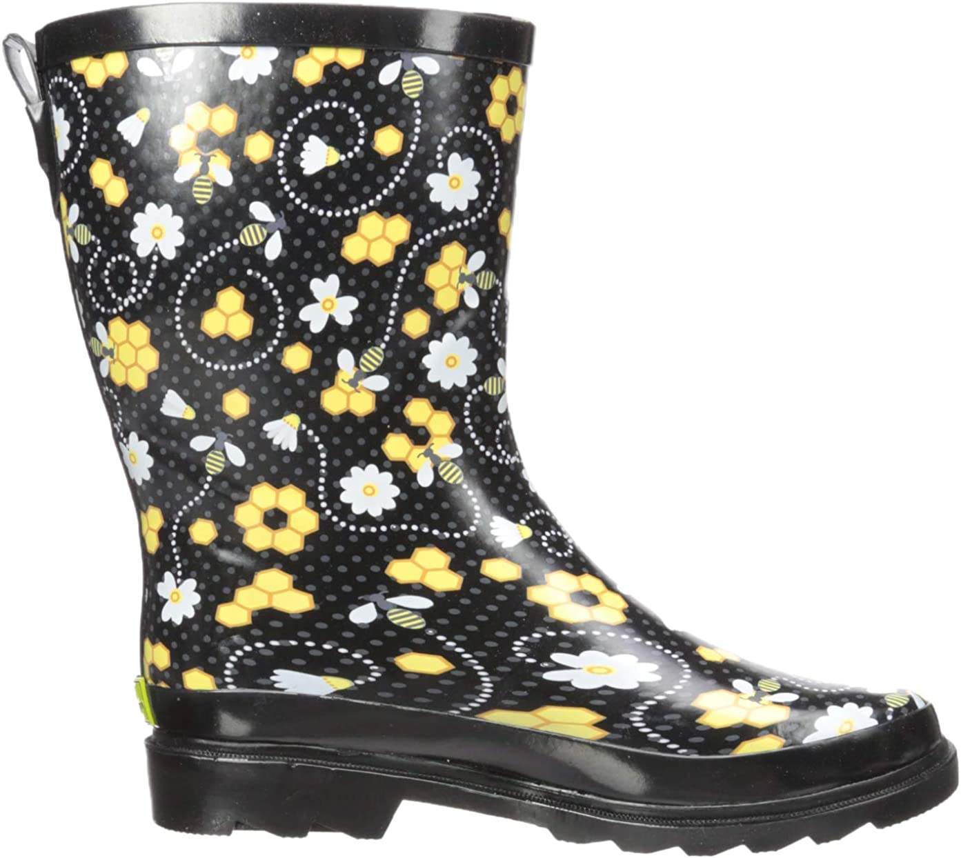 Western Chief Womens Mid-Height Waterproof Rain Boots