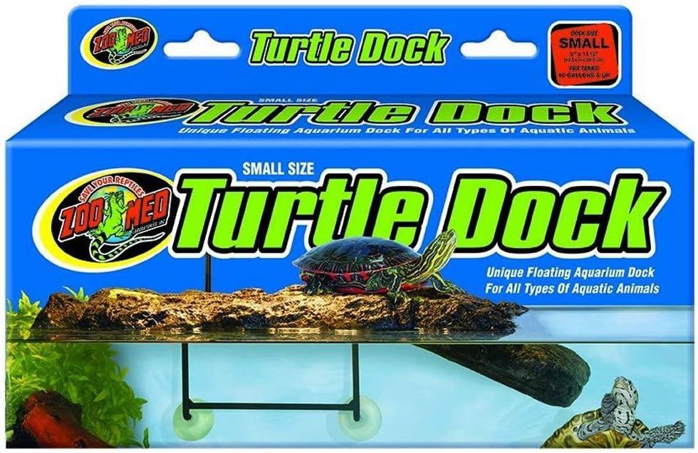 Zoo Med Floating Turtle Dock Small Gallon Tanks - Washington Mall 11.25