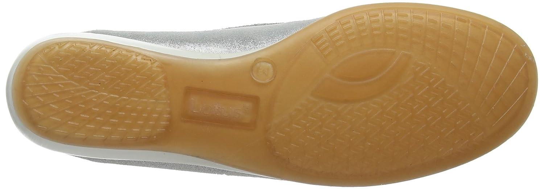 Lotus Damen Damen Lotus Conforti Slipper Silber (Silver) e0d2b3
