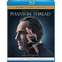 Phantom Thread (Blu-ray + DVD + Digital)
