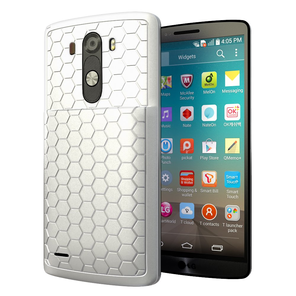Amazon.com: LG G3 Extended Battery Caso. Hyperion LG G3 ...