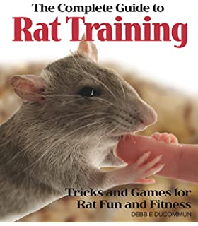 Mice complete pet owners manuals sharon vanderlip 0027011018121 the complete guide to rat training fandeluxe Gallery