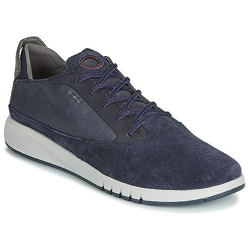 Geox Herren U Nebula B Sneaker