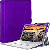 New Microsoft Surface Go Case,Ultra Lightweight Protective Slim Smart Protective Cover Case for New Microsoft Surface Go 10 inch 2018 Released Tablet,Microsoft Surface Go Accessories(Purple)