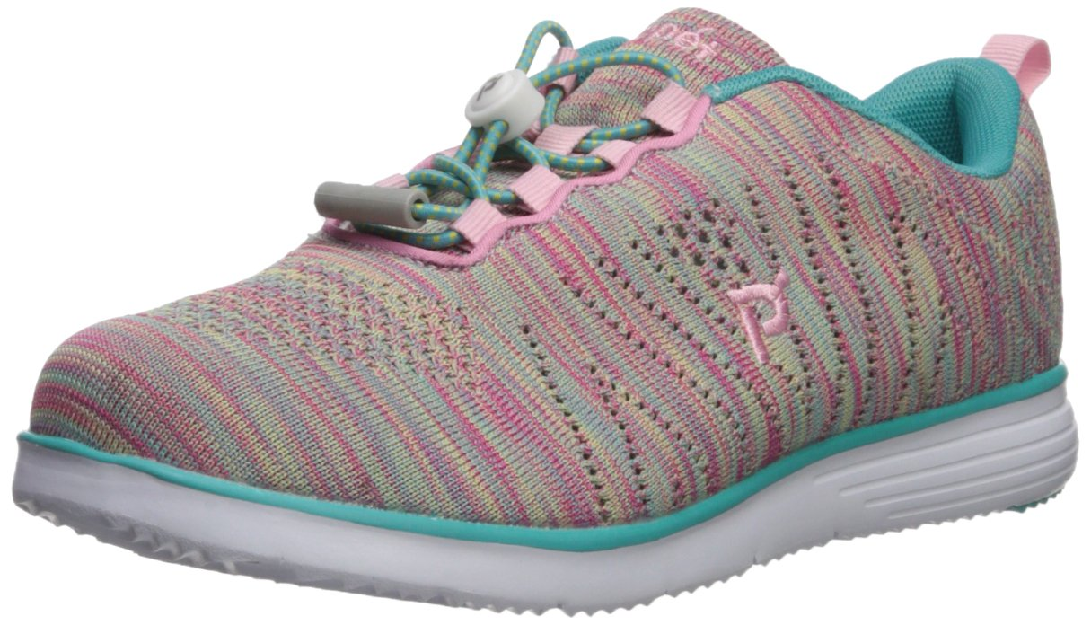 Propét Women's TravelFit Walking Shoe B01IOE0AXK 7 B(M) US|Turquoise Rain