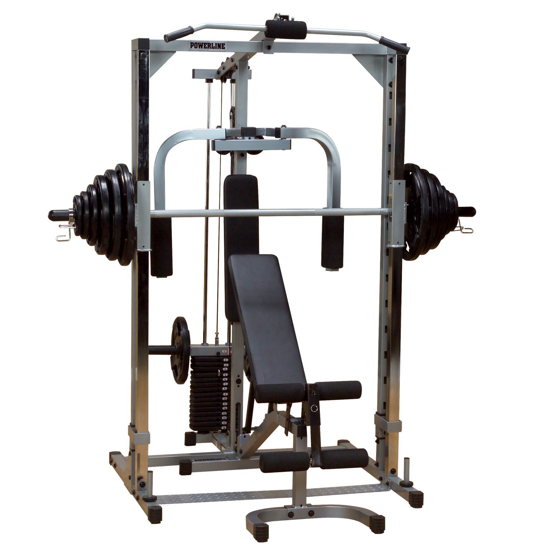 Powerline PSM1442XS Smith Machine Package by Powerline