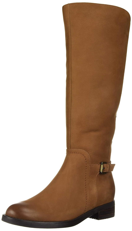 Cognac Nubuck Blondo Womens Evie Fashion Boot