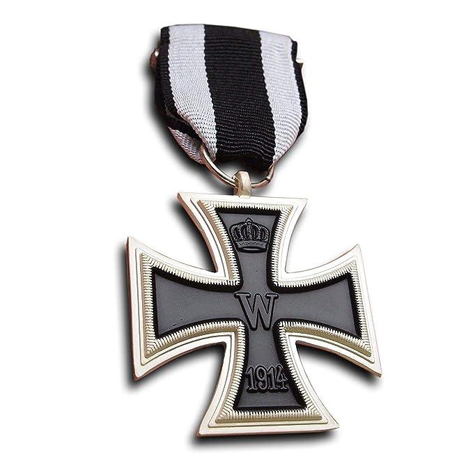 Amazon German Ww1 Iron Cross 2nd Class 1914 With Ribbon
