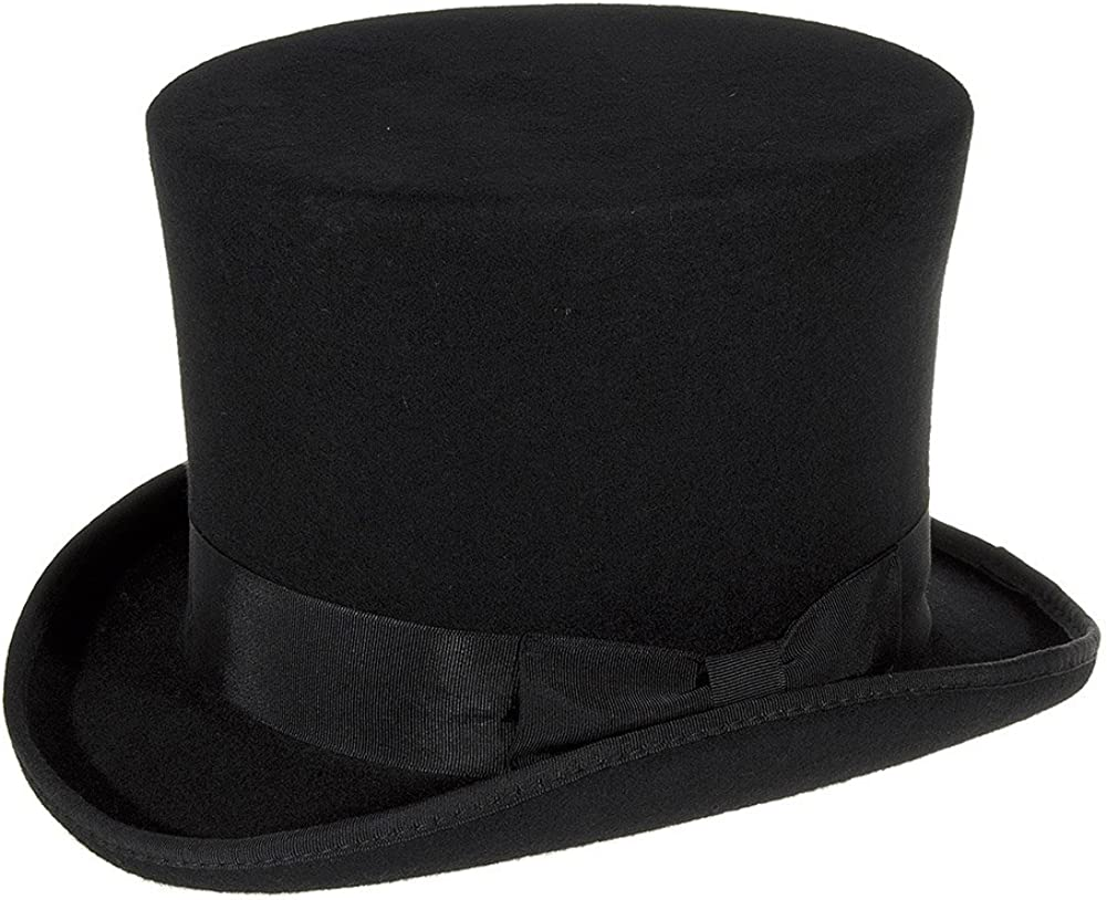 Chistera Major Wear Topper Hat (Negro)