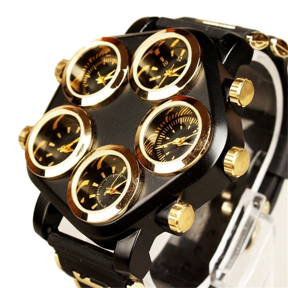 big analogue watches rounded and watch mens brown s c thin w clothing men accessories contempo